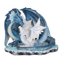 MOTHERS LOVE DRAGON FIGURINE
